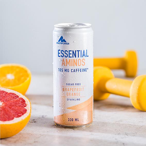 Multipower Essential Aminos Drinks